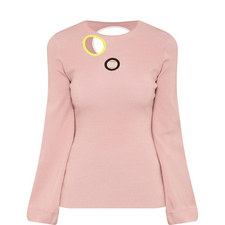 Saher Circle Detail Sweater