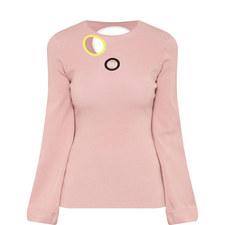 Saher Circle Detail Sweater