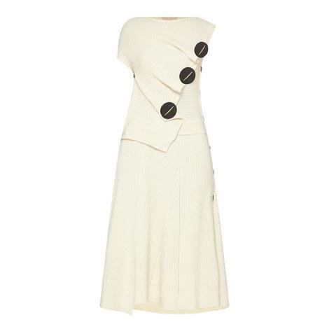 Idrif Button Knit Dress, ${color}