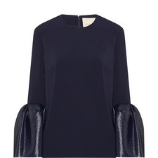 Trauffant Bell Sleeve Top
