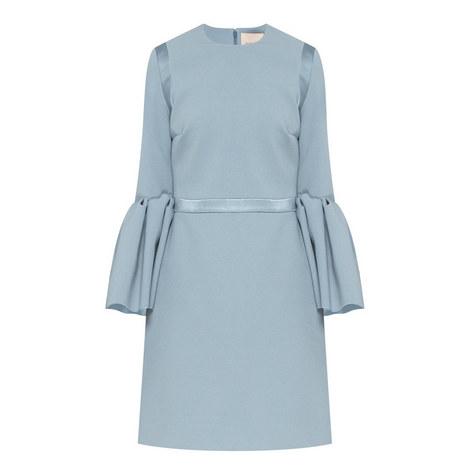 HIDARI DRESS BLUE, ${color}