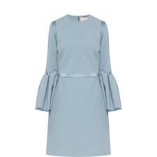 HIDARI DRESS BLUE