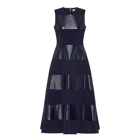Wren Lamé Stripe Dress, ${color}