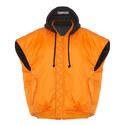 Sleeveless Bomber Jacket, ${color}