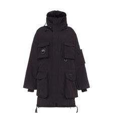 Longline Parka Jacket