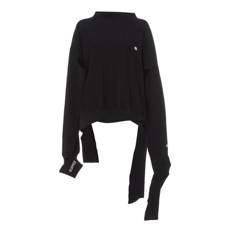 Relaxed Fit Cotton Sweatshirt, ${color}