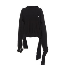 Relaxed Fit Cotton Sweatshirt