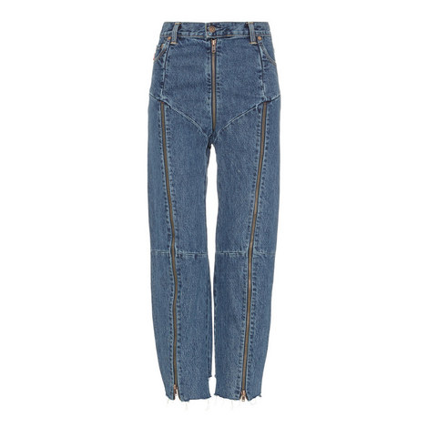 Reworked Zip Jeans, ${color}
