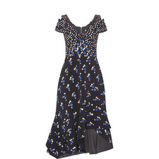Cady Halter-Neck Dress