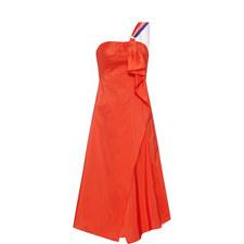 Taffeta Corset Dress