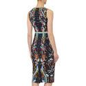 Kia Printed Dress, ${color}