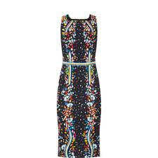 Kia Printed Dress