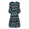 Fil-Coupé Dress, ${color}