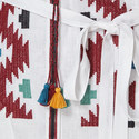 Eagles Embroidered Midi Dress, ${color}