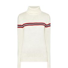 Orelle Polo Neck Sweater