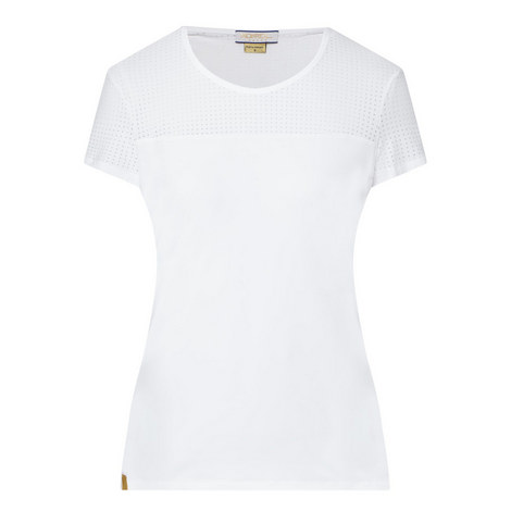Perforated Fitness T-Shirt, ${color}