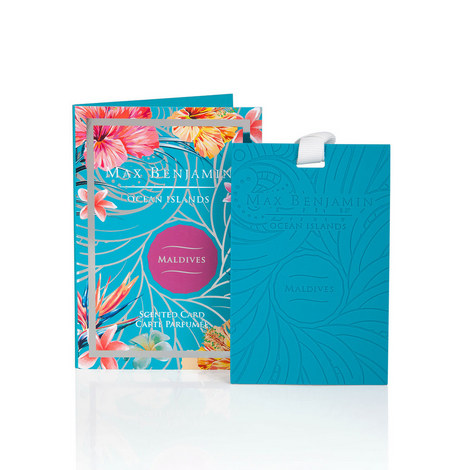 Maldives Scented Card, ${color}