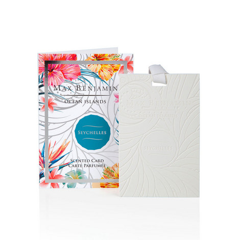 Seychelles Scented Card, ${color}