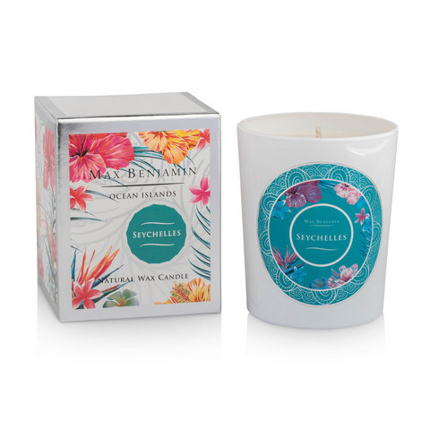 Seychelles Scented Candle 190G, ${color}