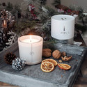 Warming Winter Pine Candle, ${color}