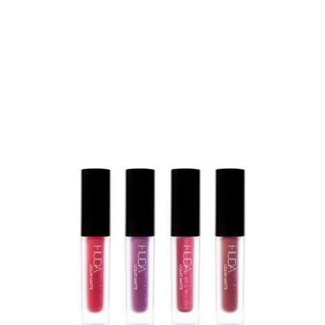Liquid Matte Minis: Red, ${color}
