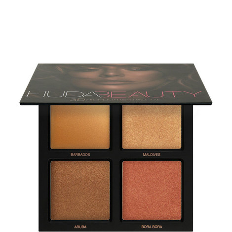 3D Highlighter Palette : Bronze Sands, ${color}