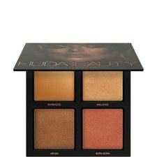 3D Highlighter Palette : Bronze Sands