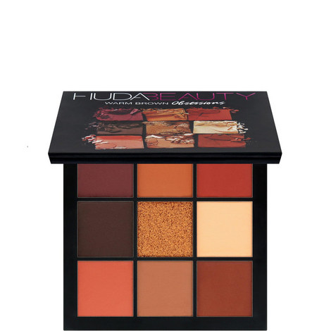 Obsessions Palette: Warm Brown Obsessions, ${color}