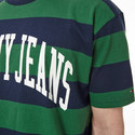 Collegiate Striped T-Shirt, ${color}