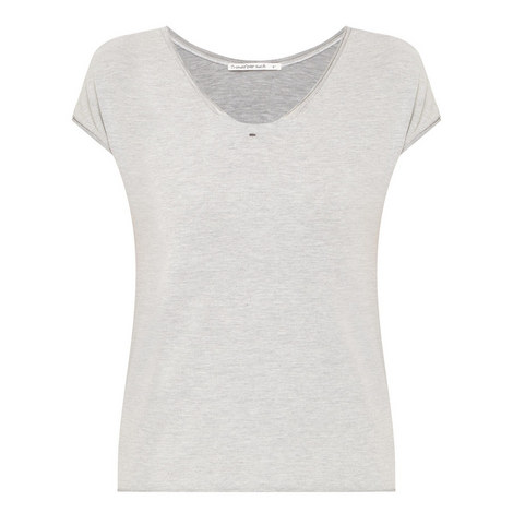 Raw Neck T-Shirt, ${color}