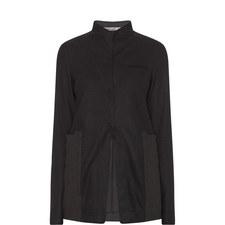 Short Buttoned Jacket
