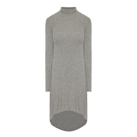 High-Low Modal Dress, ${color}