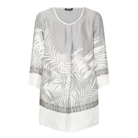 Palm Print Tunic, ${color}