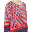 Beaded Neck Top, ${color}