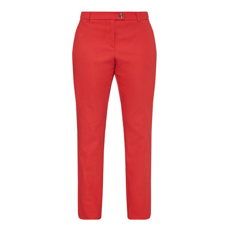 Skinny Stretch Trousers, ${color}