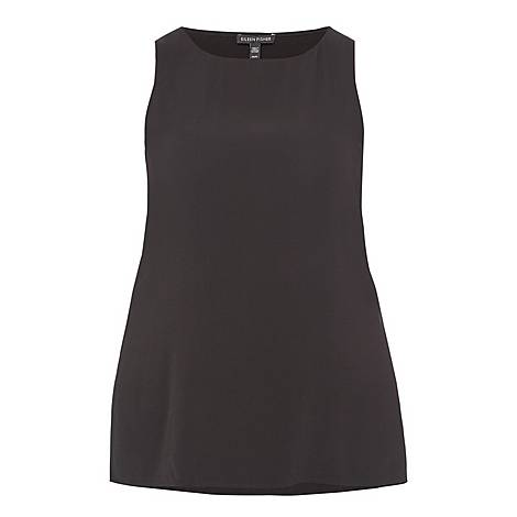 Longline Shell Top, ${color}