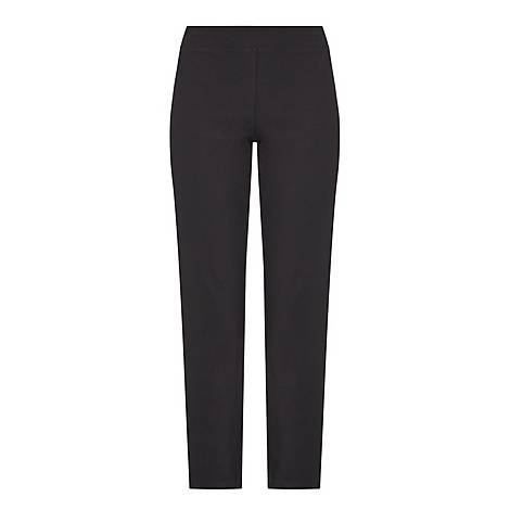Stretch Crêpe Trousers , ${color}