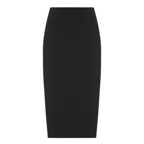 Baka Pencil Skirt, ${color}