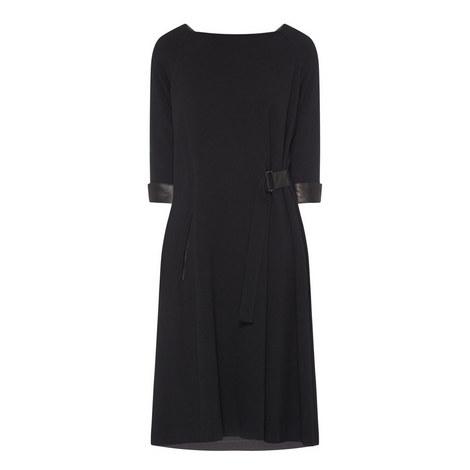 Baya Side Belt Dress, ${color}