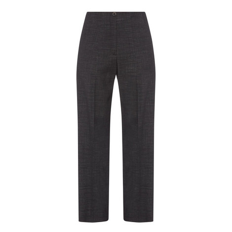 Edga Patterned Trousers, ${color}