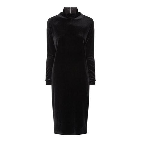 Lori Velvet Dress, ${color}