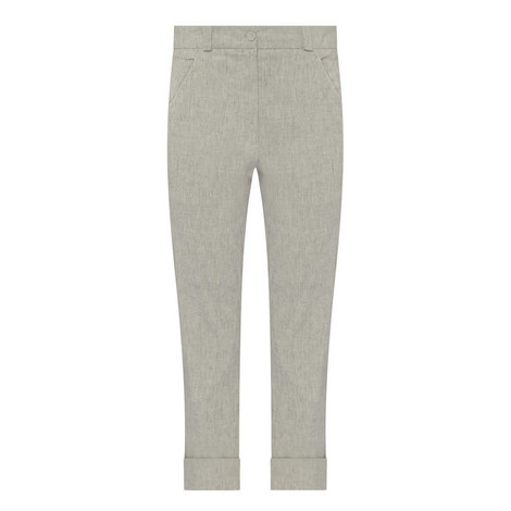Beo Cropped Trousers, ${color}