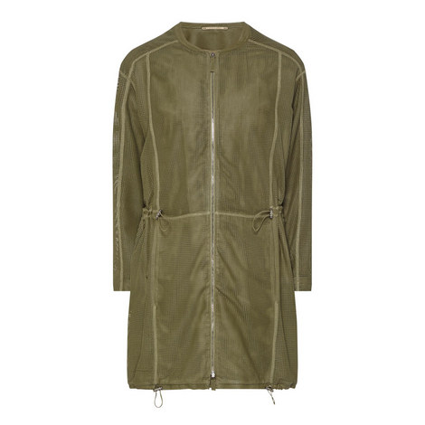 Punch Leather Coat, ${color}