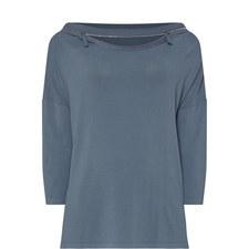Mezo Zip Neck Sweater