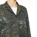 Camouflage Print Coat, ${color}