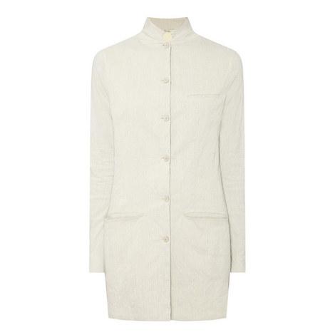 Stretch Linen Jacket, ${color}