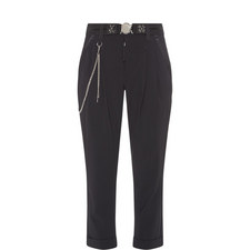 Courage Zip Detail Trousers
