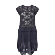 Ellipsis Lace Dress