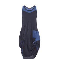 Louche Racer Dress