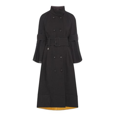 Zhivago Double Cuff Coat, ${color}